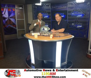 Doc joins Drew Pearson for sportsweek on Drew Pearson Live | by theaneshow