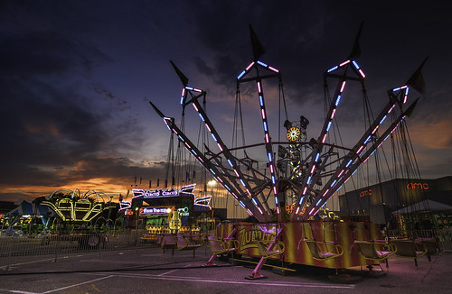 carnival texas night