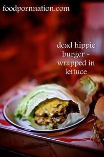 Dead Hippie Burger - MEATliquor - Marylebone - London Food Blog | by Priscilla @ Food Porn Nation