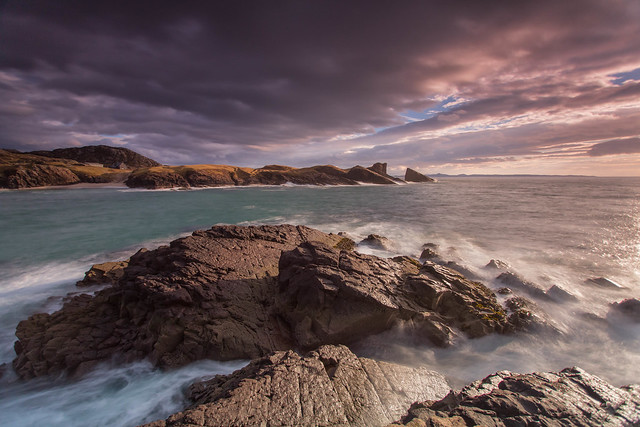 Clachtoll Bay..