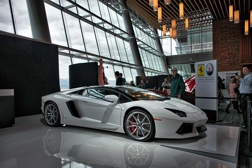 White Lambo | by MikeBrowne