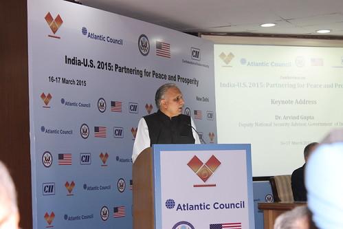 Dr. Arvind Gupta, Deputy National Security Advisor