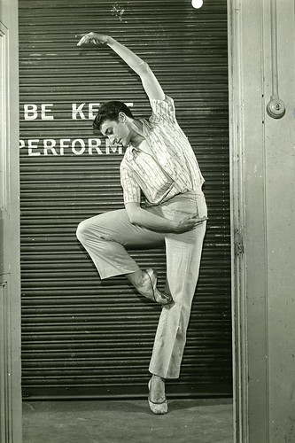 Kenneth MacMillan in action.