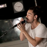 Tue, 12/07/2016 - 1:53pm - Local Natives Live in Studio A, 07.12.2016 Photographer: Sarah Burns