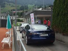 Tesla-Fahren 23.07.2016