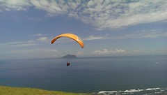 Wai Ao, To Cheung Paragliding