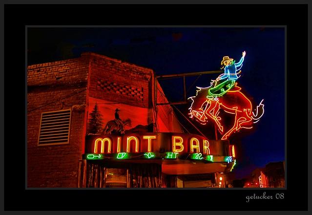 The Mint Bar - Sheridan, Wyo