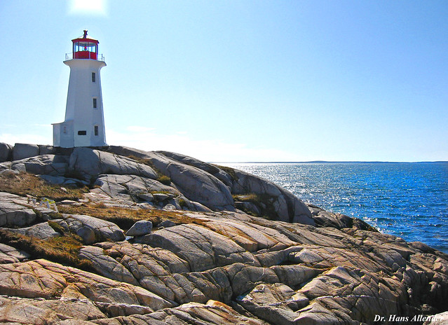 Peggy's cove, Nova Scottia, Canada.
