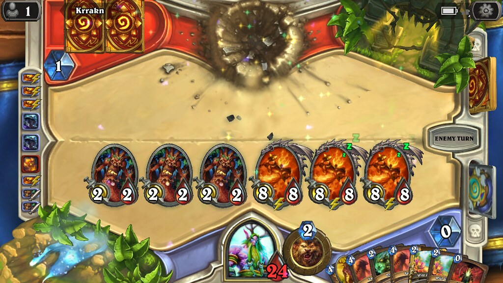 Android Games Hearthstone