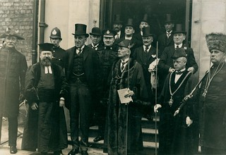 Consecration of Ravensworth Terrace Synagogue, Newcastle upon Tyne