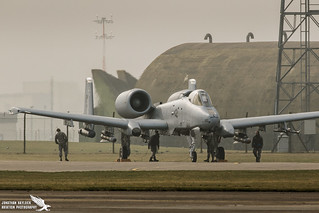 Fairchild A-10C Thunderbolt II '81-651' | by www.lockonphoto.com