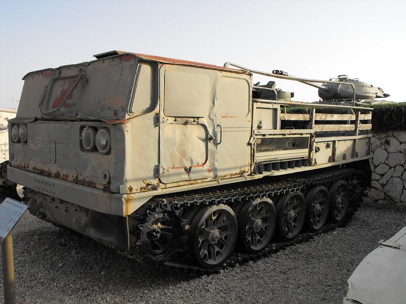 ATS-59G Dělostřelecký Tahač 5