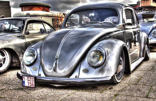 Oldtimer Volkswagen Kever.