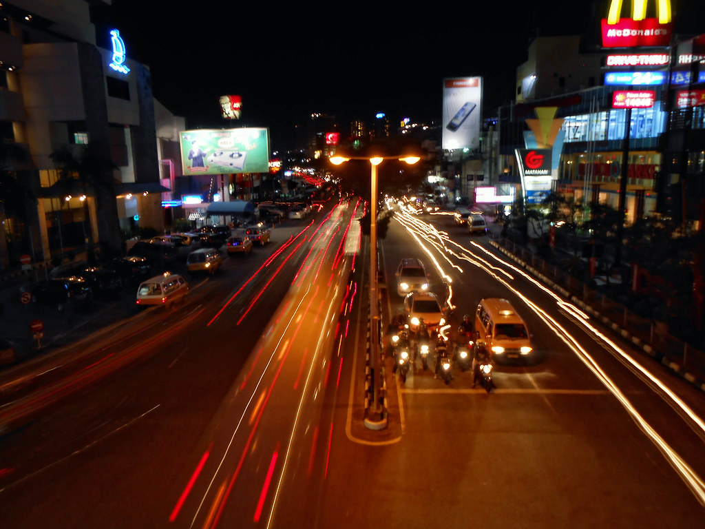Balikpapan City In The Night This Is How Balikpapan City Flickr