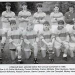 1985 Glencull team