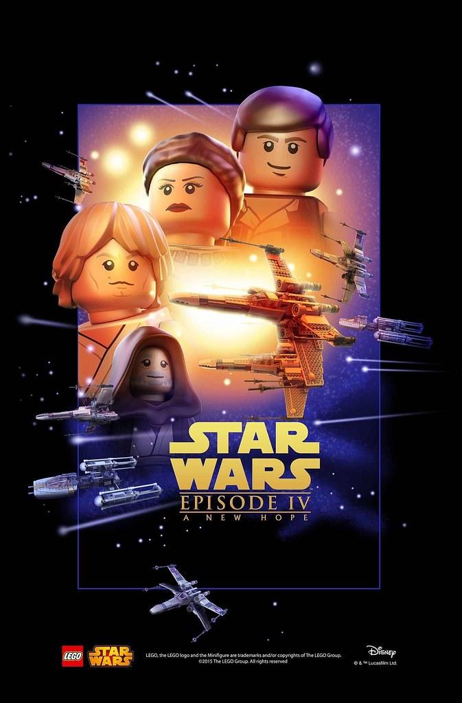 Lego Star Wars Episode Iv A New Hope Lego Star Wars Episod Flickr