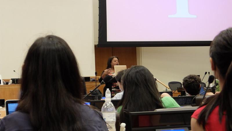 Data Viz Camp at Open Camps UN