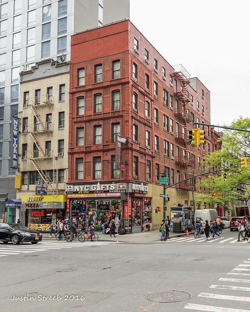 NYC Corner Store