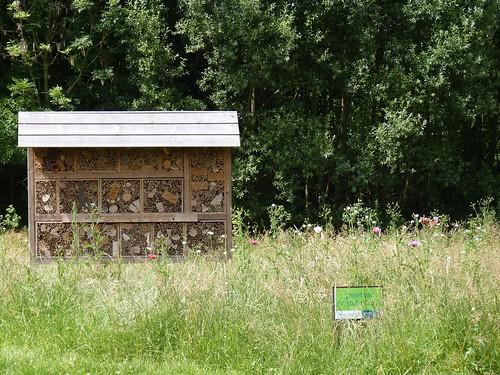 Bijenhotel Vlinderweide