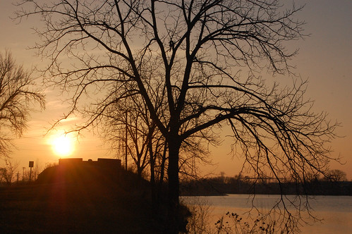 wisconsin sunrise outdoors earlymorning ducks critters wi warmspringday janesvile firstdaysofspring2015