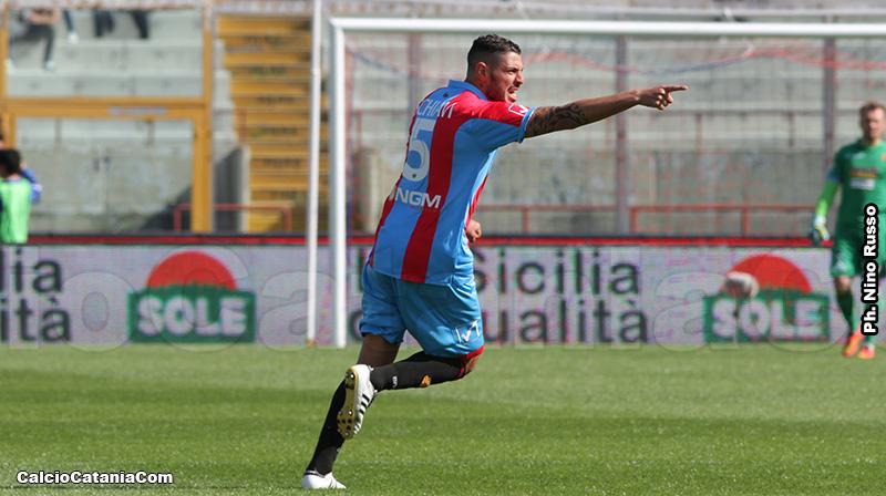 Raffaele Schiavi, mezza stagione in rossazzurro