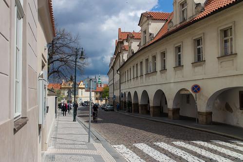 Kohti Prahan linnaa