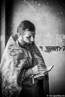Литургия в Ильинском соборе 550