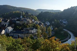 Esch-Sauer vum Groussebësch aus gesin (2015-10-11 -29) | by Cary Greisch