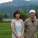 Mme et M Issinen, nos producteurs de Kamairicha