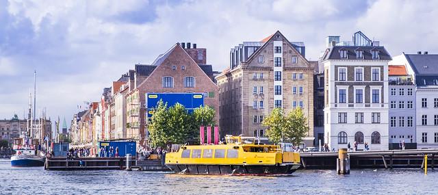 Worldwide Photowalk Copenhagen 2016 - The harbour bus