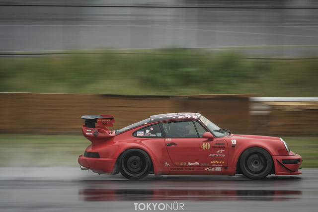 -This is Rough World- idlers Games 2016.9.18 Sprint Tsukuba Round