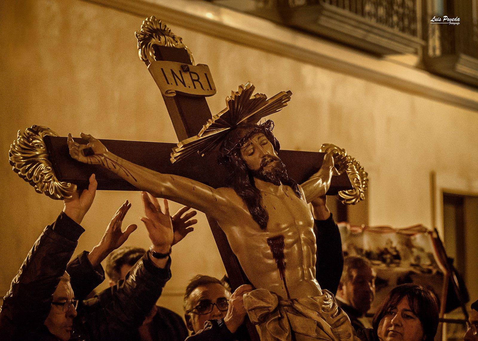 (2018-03-23) - IX Vía Crucis nocturno - Luis Poveda Galiano (05)