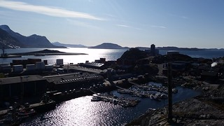 Nuuk low sun   by Sailing P & G