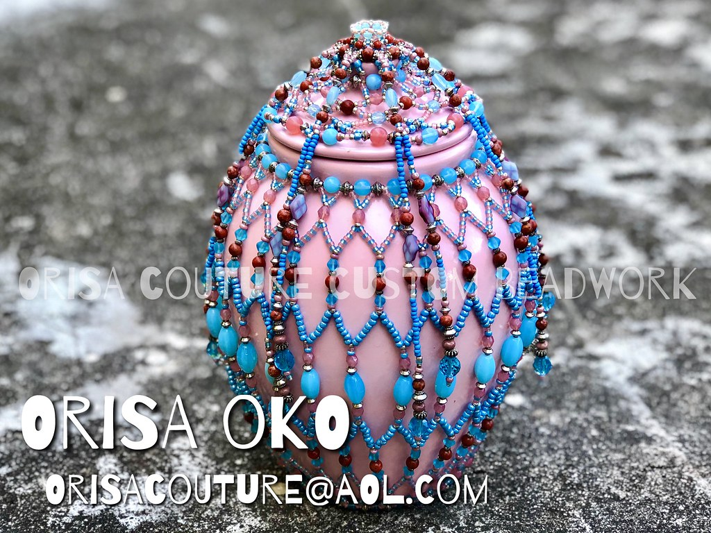 ... Ikoko Orisha Oko For inquires, please send an email to OrisaCouture@aol.com