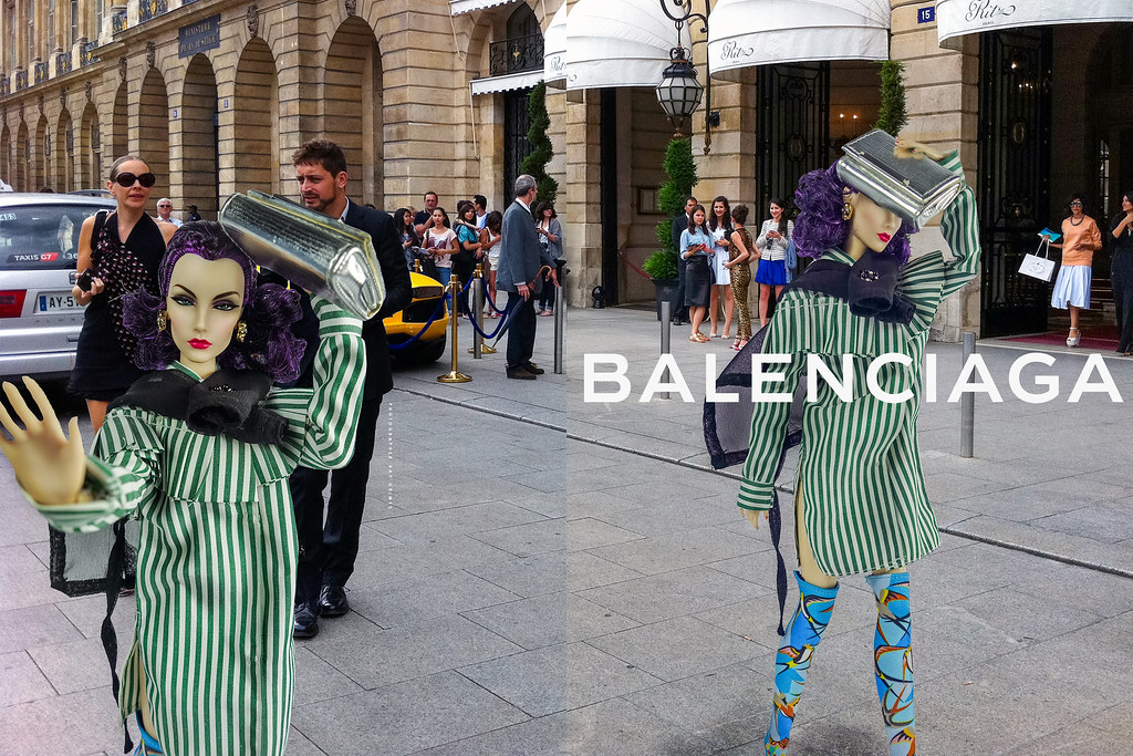 fashion style cheap price meet Balenciaga 2018 campaign | Ray Grimes | Flickr