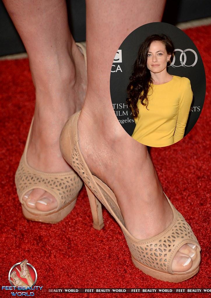 lara pulver feet
