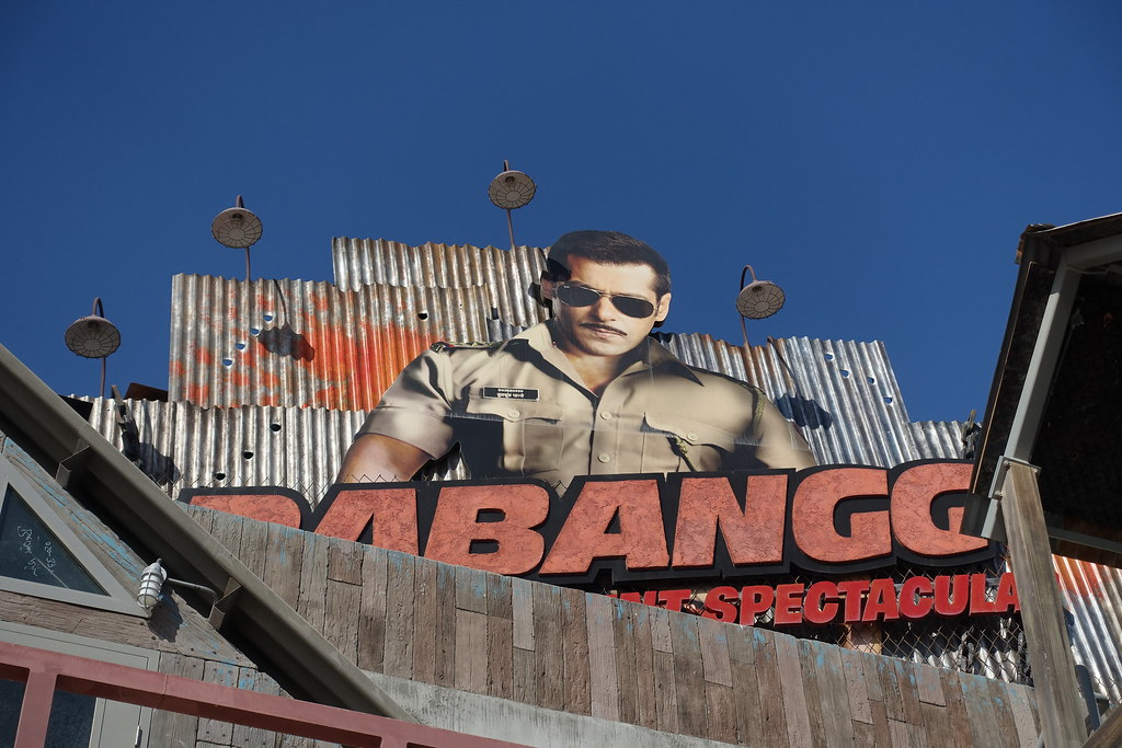 Dabangg bollywood movie
