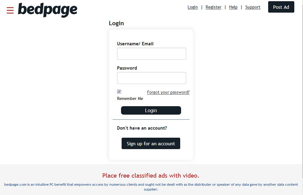 Sites like back page