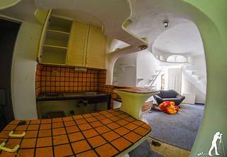 Lost Places Villa Flintstone   by smartphoto78