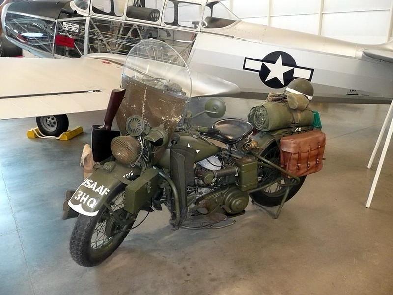 Harley-Davidson WLA.45 Motorcycle 1