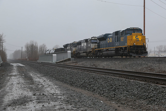 C&O For Progress...Rail