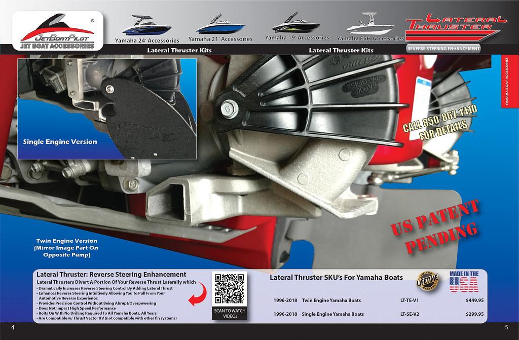 Yamaha Jet Boat Engines