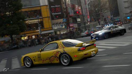 Hot Pursuit | by GTP_syntex123