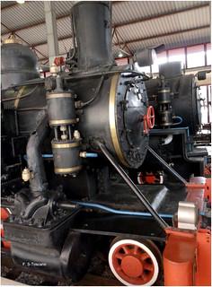 Museo del Ferrocarril 2. Railway Museum 2. Ponferrada.