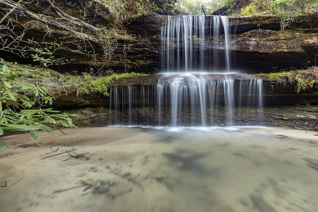 Crystal Falls, Pickett SP, Pickett County, Tennessee 11