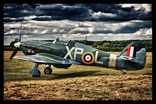 Hawker Hurricane IIb - 3 (mod)   by NickJ 1972