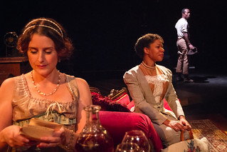 Intimate Apparel_Artists Rep_Sara Hennessy, Ayanna Berkshire, Vin Shambry | by drammyawards