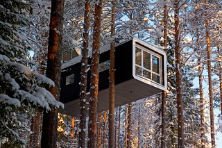 Treehotel in Harads, Sweden | by stone_arya