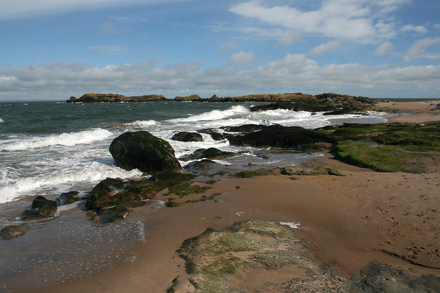 East of Milsey Bay