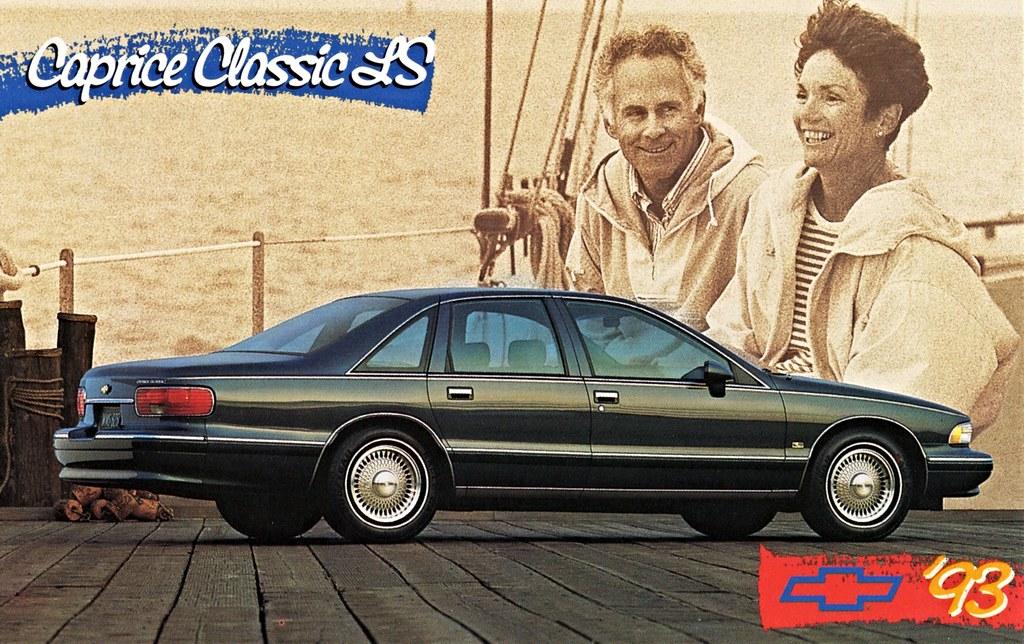 1993 Chevrolet Caprice Classic Ls Alden Jewell Flickr